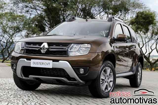 Renault-Duster-1.6-Xtronic-CVT-1 Top 10: carros mais baratos para PcD