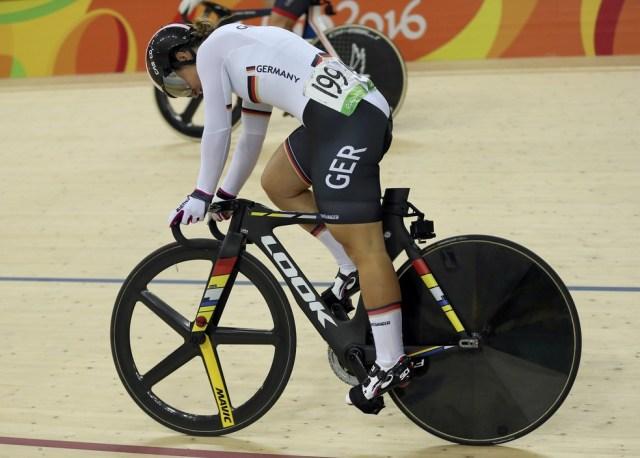 Kristina Vogel foi ouro nos Jogos Rio 2016 (Foto: REUTERS/Matthew Childs)