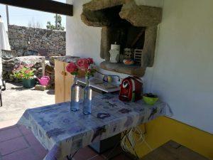 Casa das Amoras Varanda / Veranda