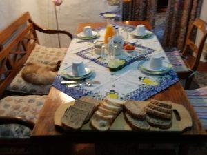 Casa das Amoras Pequeno Almoço / Breakfast