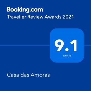Booking.com award 2021