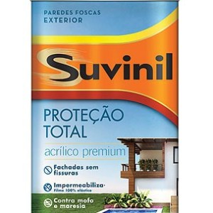 Suvinil Prote̤̣o Total 18L РBranco