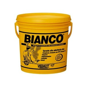 BIANCO VEDACIT ADESIVO DE ALTO DESEMPENHO – 3,6Kg