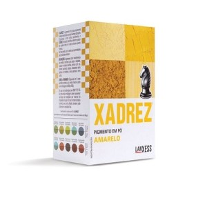 Xadrez em Pó Lanxess – Amarelo 250g