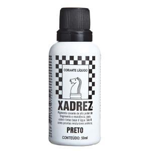 Corante Liquido Xadrez Sherwin Williams – Preto 50 ml
