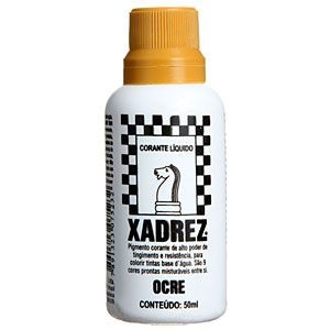 Corante Liquido Xadrez Sherwin Williams – Ocre 50 ml