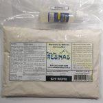 Borracha de Silicone natural 1kg com catalisador