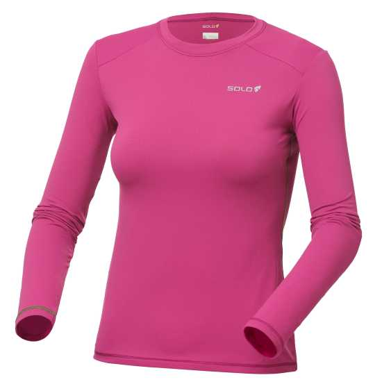 Camiseta Solo Ion UV ML Feminina – Solo