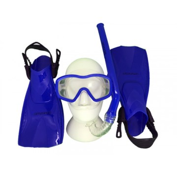Kit Mergulho Genova CETUS PVC Kids
