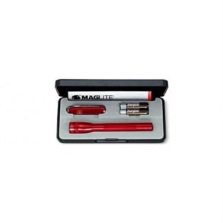 Conjunto Mini Maglite AAA & Canivete Victorinox Classic