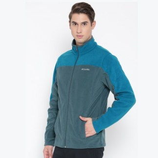 Jaqueta Columbia Fleece Western Ridge Full Zip