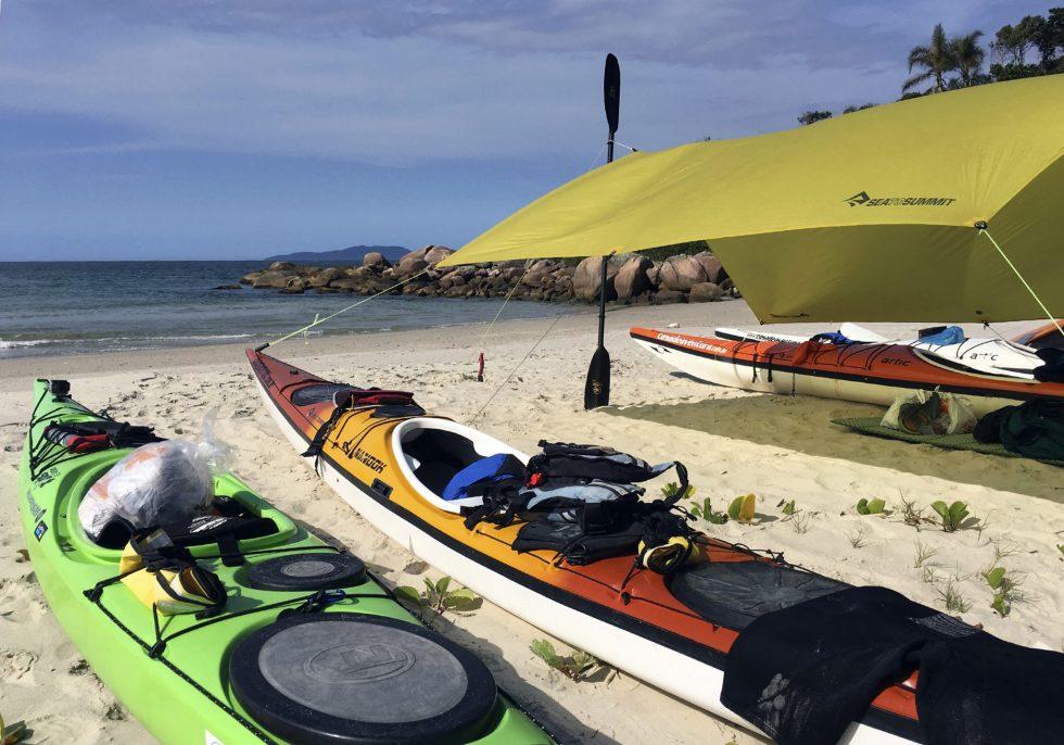 kayak-camping