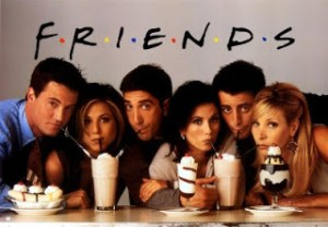 I'll be there for you…..