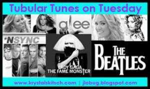 Tubular Tuesdays Music Linkup #2: 80's