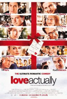 Love Actually and Justin Bieber