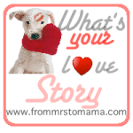 Our Love Story {Linking up!}