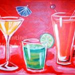 Girls Night Out {Painting…with a Twist}!
