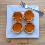 Mini Pumpkin Pie {Bites} for #SundaySupper