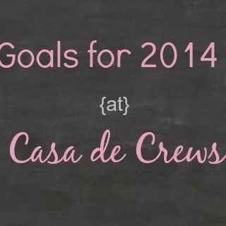 2014: Goals