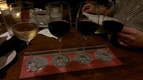 Lux Chardonnay • Lux Pinot Noir • Lux Cabernet Sauvignon • Lux Meritage