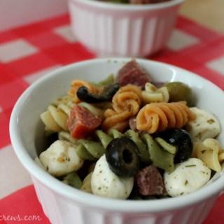 Italian Pasta Salad #PicnicGame