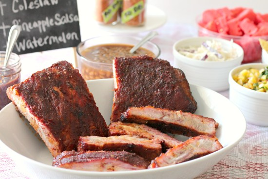 St. Louis Ribs with a Dry Rub Recipe4