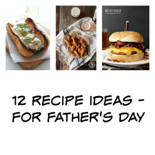 12 recipe ideas