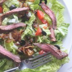 Bistro Steak Salad #SundaySupper