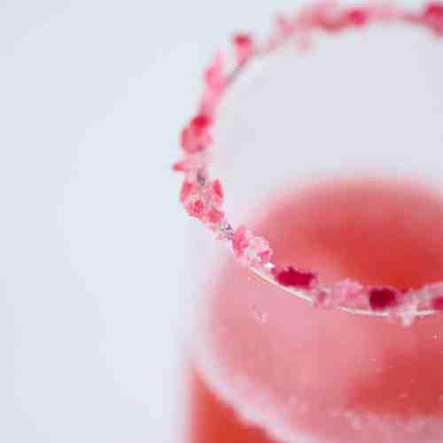 Jelly Bean Martini | casadecrews.com