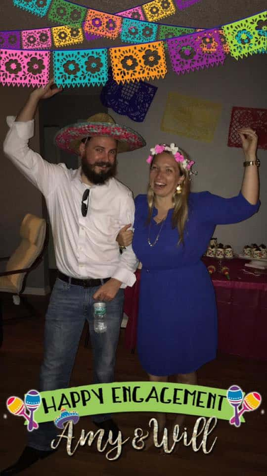 How to host a Fiesta Engagement Party | casadecrews.com