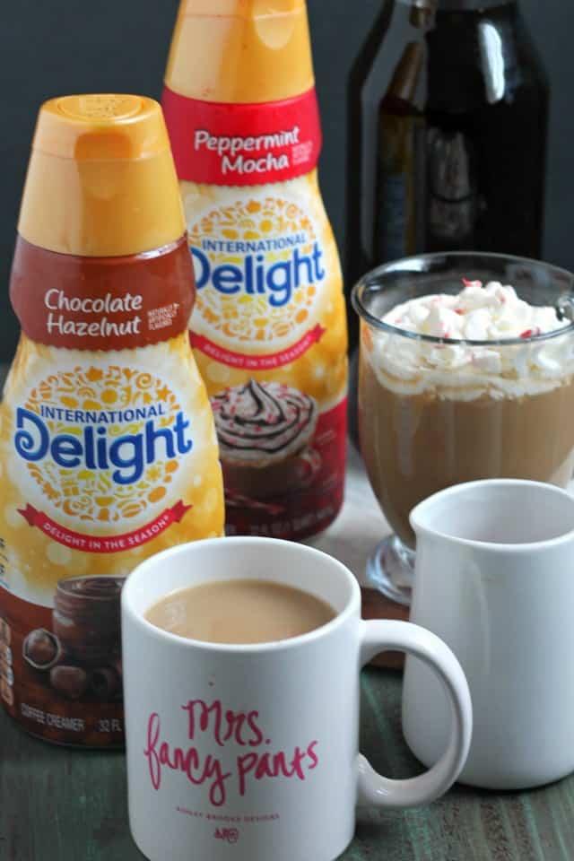 how to make a mocha latte