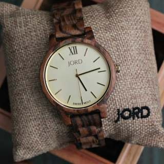The perfect watch for me – Wood Watches by JORD