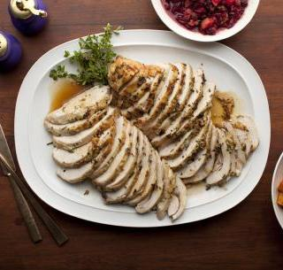 #Thanksgiving Menu – 2016
