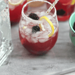 Blackberry Rosé Margarita