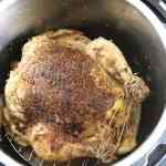 How to cook a whole chicken in the Instant Pot [in 45 minutes!]