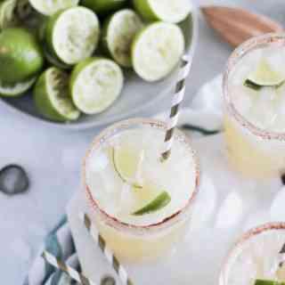 Beer Margaritas with Corona