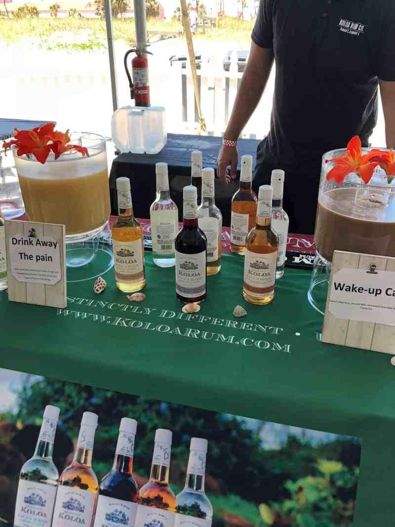 Koloa Rum Hawaii