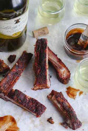beer-brined st.louis-style ribs