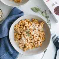 butternut squash macaroni and cheese [gluten-free]