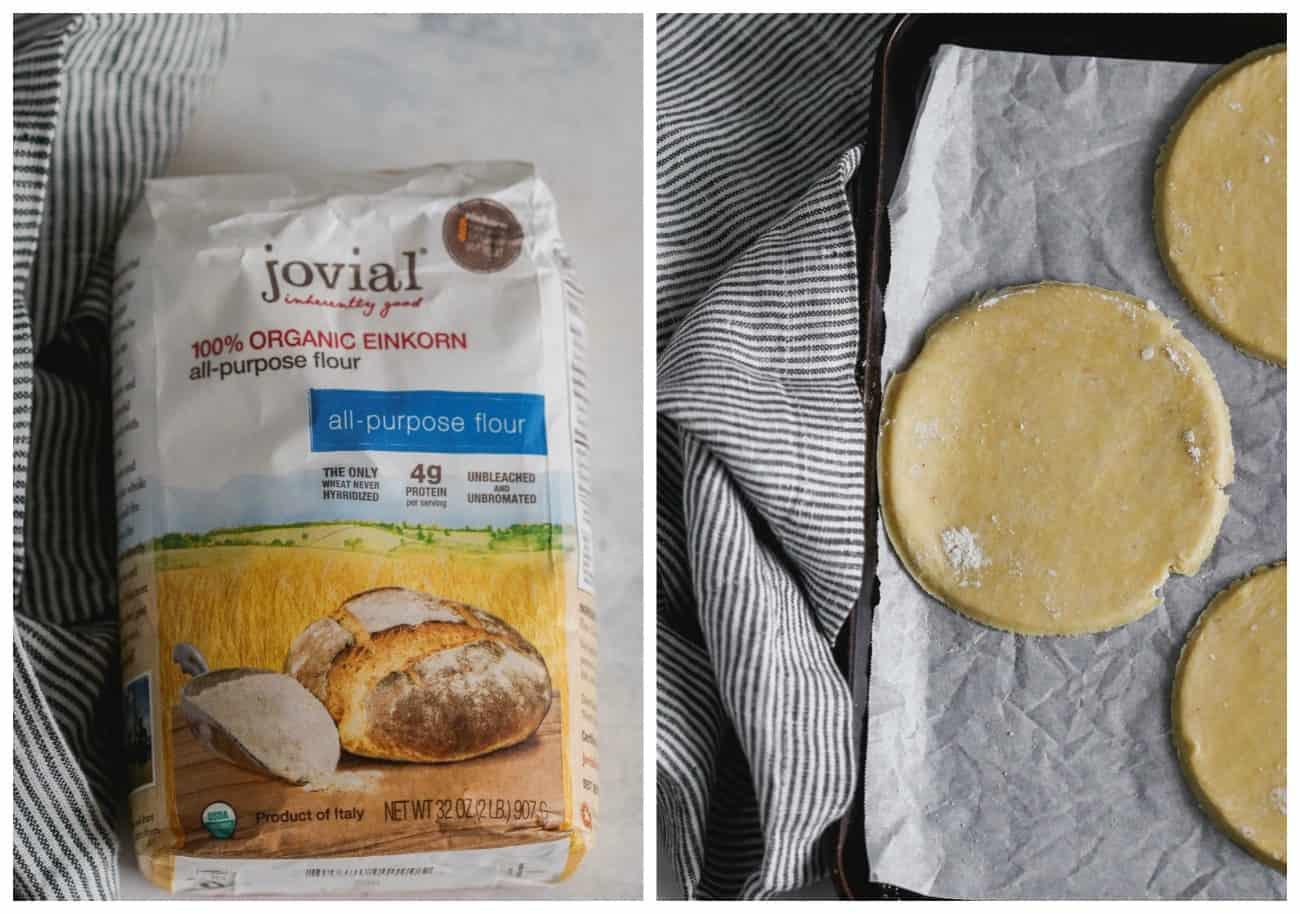 what is einkorn flour