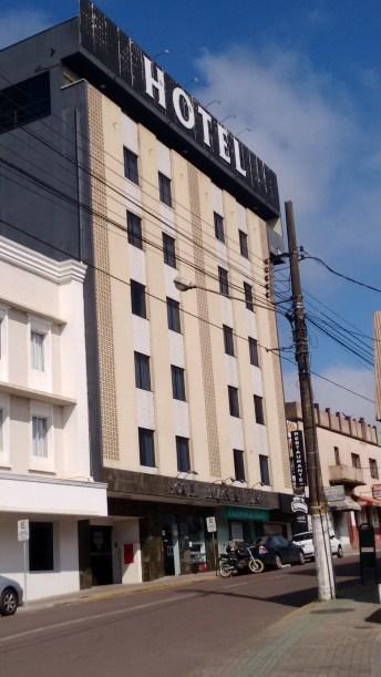Hotel Emacite Flex em Mafra