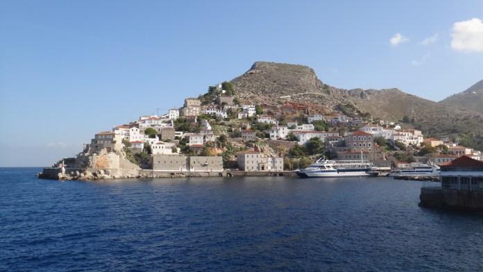 Maratona de Atenas Cruzeiro pela Ilhas Sarônicas