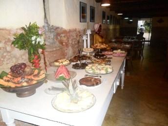 Pousada Villa Magnólia Minas Gerais café da manhã