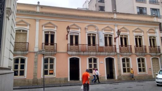 Solar da Marquesa de Santos SP