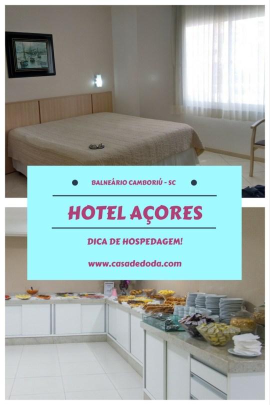 Hotel Açores Balneário Camboriú