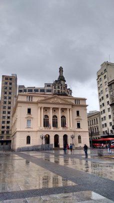 Pateo do Collegio São Paulo