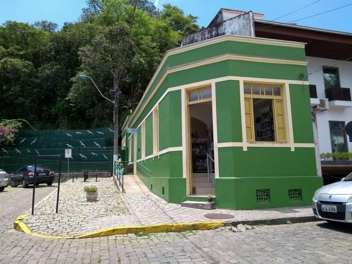 Parque Ecológico Morro do Hospício São Francisco do Sul