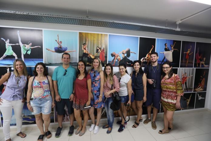 Encontro de Blogueiros em Joinville Teatro Bolshoi