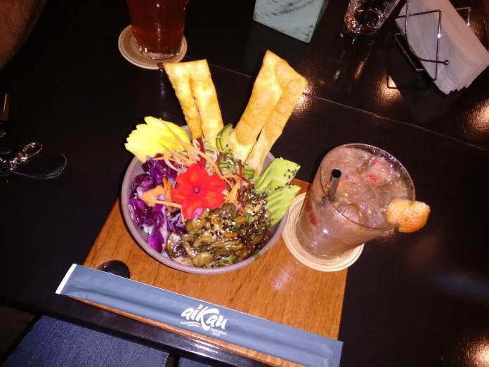 Restaurantes em Blumenau aikau poke