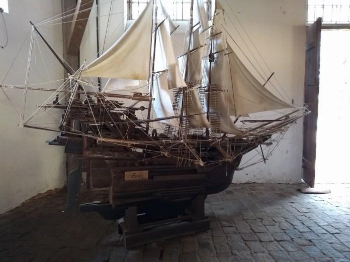 Museu Nacional do Mar São Francisco do Sul